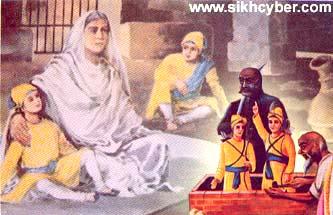 iv SAHIBZADA FATEH SINGH JIGuru Gobind Singh Ji Sons